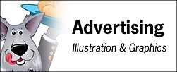 Advertising Graphics & Illustration Tearsheet Samples